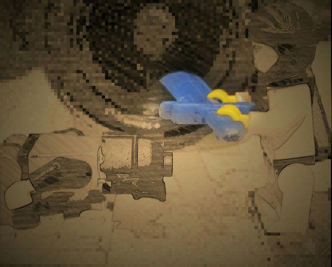 Excalibur Injun LEGO Ceremony