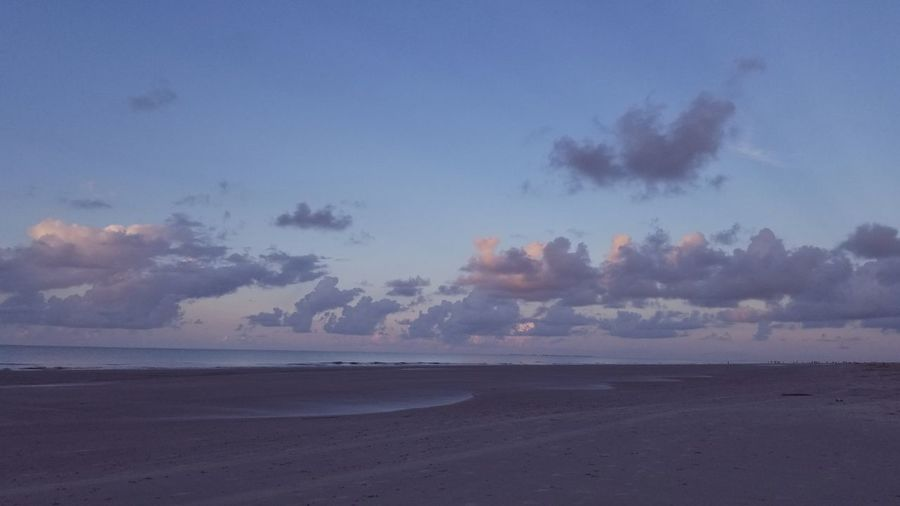 Hilton Head Island, SC Beauty Ocean Waves Backgrounds Neutral Colors Beach Seascape