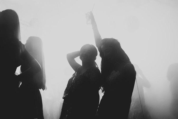 Backlight Backlighting Backlit Baile Black & White Black And White Blackandwhite Blackandwhite Photography Dance Dancer Dancing Fiesta Figure Music Musica Outline Party Party - Social Event Party Time Party Time! Partying Silouette Silouette And Shadows Smoke Togetherness