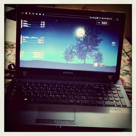 my buddy My Laptop Laptop Hello World Work