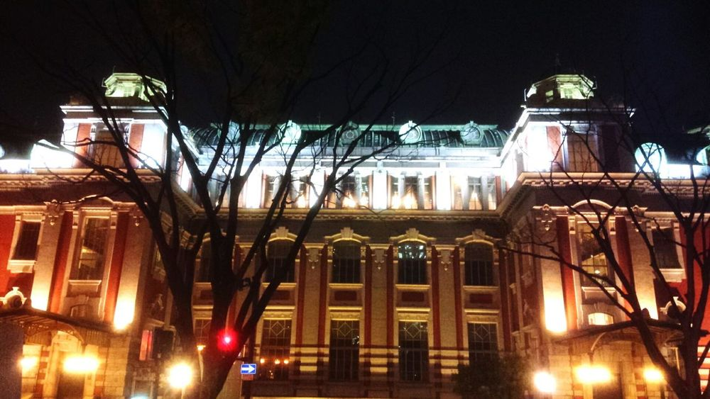大阪市中央公会堂 Nightphotography Night Photography Light And Shadow Streetphotography Historical Building Nakanoshima Koukaidou