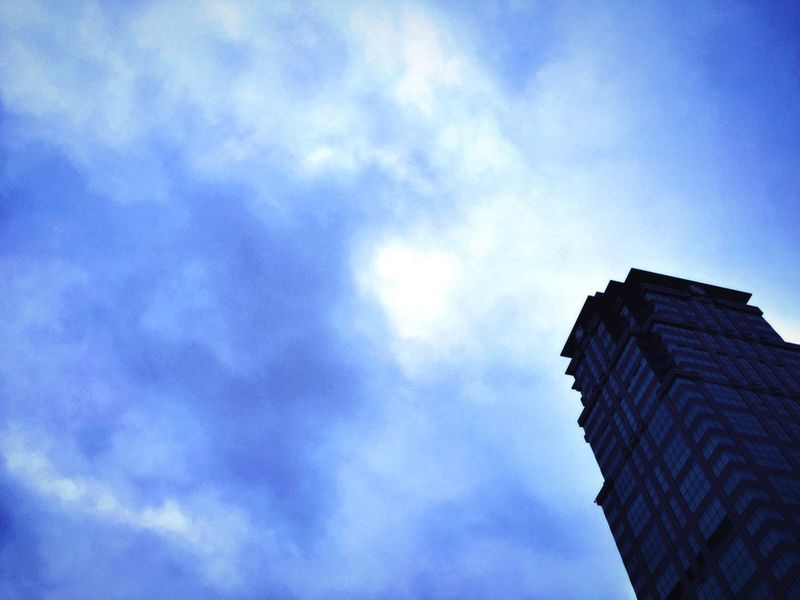 Sky Sad Lonely