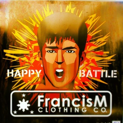 Happy Battle Vector Fmcc Pinoy Rapper pinoykingofrap artist