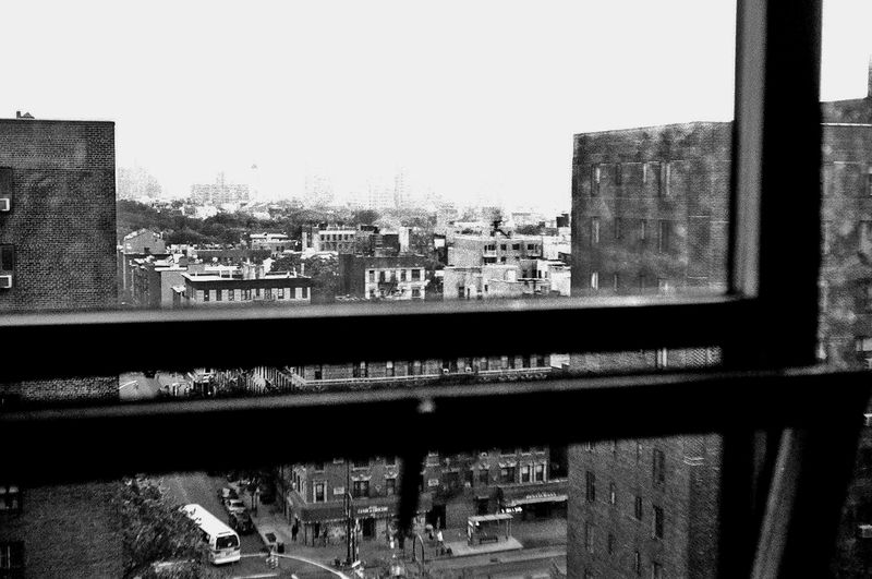 Alphabet City Architecture Avenue B Black And White Building City City Life Cityscape Downtown East Village Film Photography From My Window Lower East Side Manhattan New York New York City Outdoors Residential Building Residential District Stuyvesant Town Window