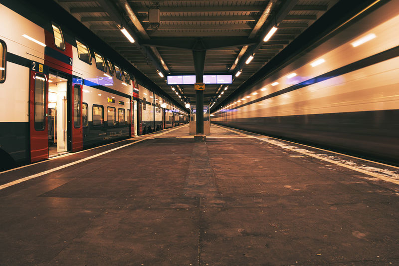 Bahnhof dietikon