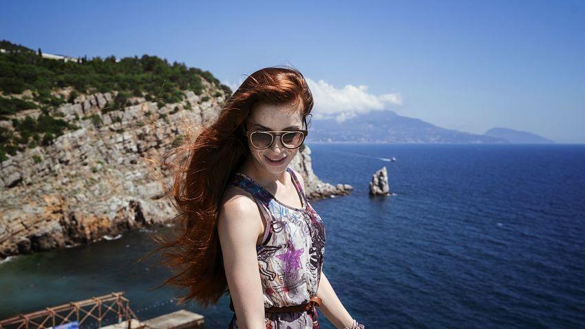 CarlZeiss Sonyimages SonyA7s Sonyphotography Russia Woman Sea Buitifull Sonyalpha Crimea Sony Alpha Buitiful Girls