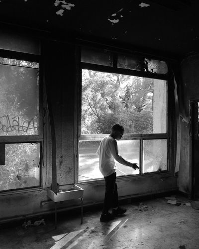 """"""" Clap """" Indoors  Window Portrait Architecture Getting Inspired Shootermag Eye4photography  EyeEm Best Shots Light And Shadow Blackandwhite Silhouette Cityscapes"""