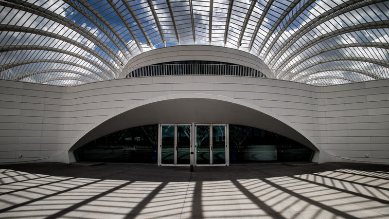 Florida Polytechnic University Architecture The Graphic City Architecture Building Exterior Built Structure City Day Futuristic Modern No People Polytech