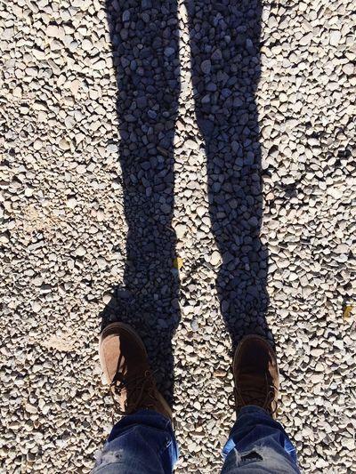 Piernas largas. De pie .. Jeans Legs Blue Shadows That's Me Extension Stones Piernas De Piedra Farellones Depie Sombra