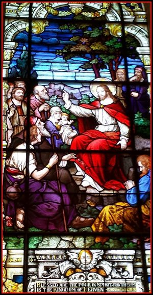 I just love stained glass more pics from that church on Easter... Stained Glass Church God's Beauty My Pics