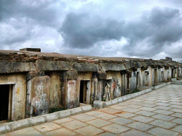 Nandi hills Inspiring Clouds India IndiaTrail Nandi Hills Tipusultan History Fort Bangalore Here Belongs To Me