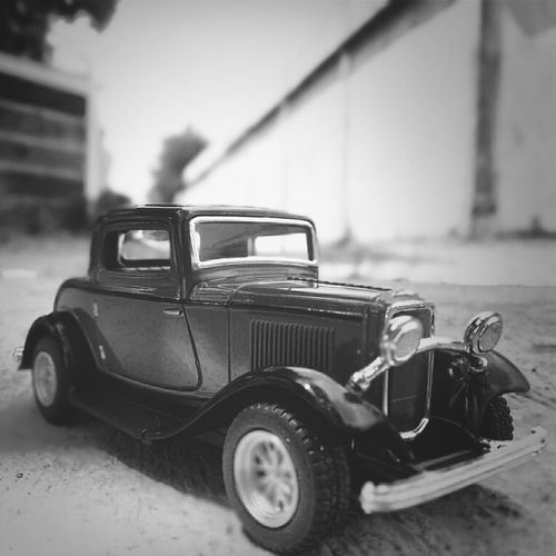 1932 Ford window Coupe Kinsmart Diecast Diecastcars Toyphotography
