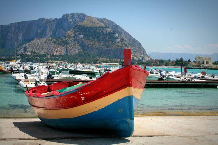 Sea Boat Travel
