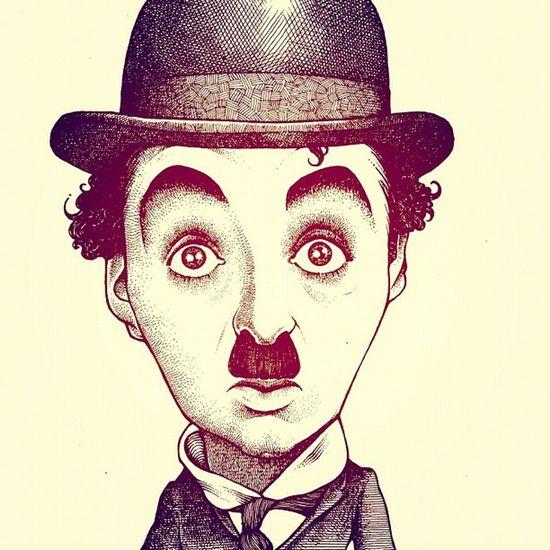 Chaplin Charliechaplin Followme Follow iphonesia picoftheday webstagram