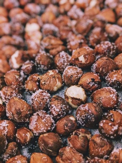 hazelnuts Roast Roasting Salted Salted Nuts Fındık Backgrounds Full Frame Dried Fruit Close-up Sweet Food Food And Drink Walnut Anise Dried Food Nutshell Nut - Food Hazelnut Nut