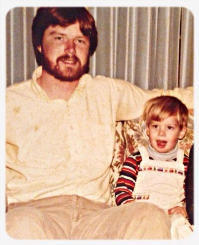 My Father and That's Me RIP Dad