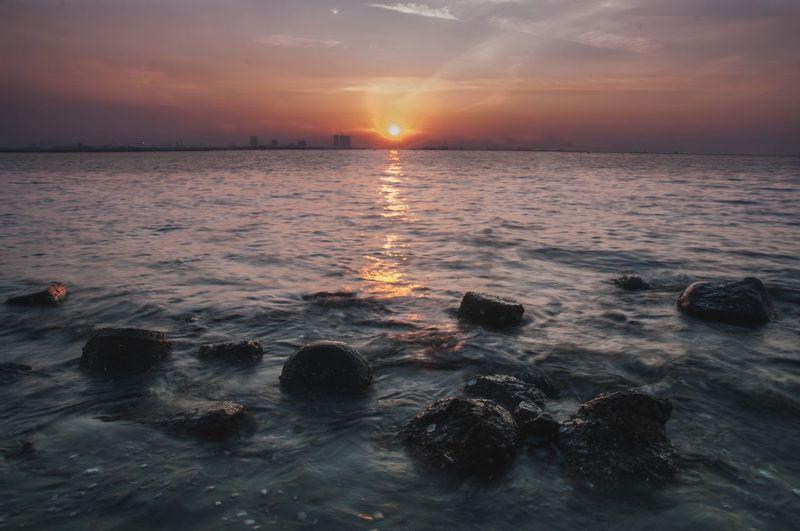 Sunset In Edge