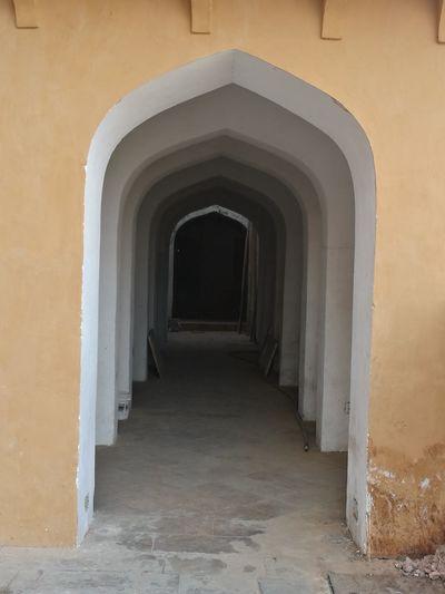arch passageway