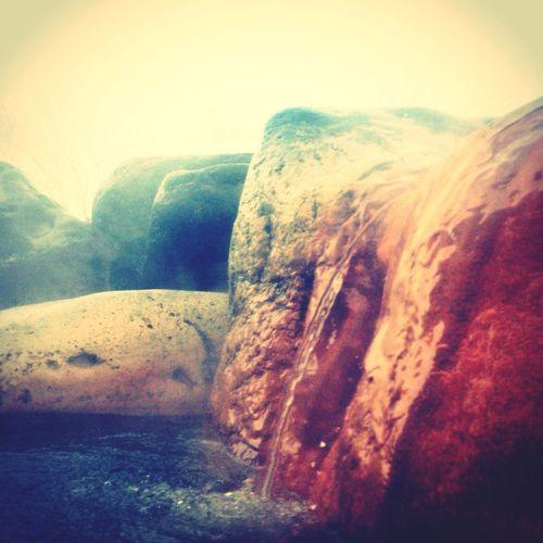 小雪舞う 湯けむり 露天風呂 Enjoying Life Hot Springs