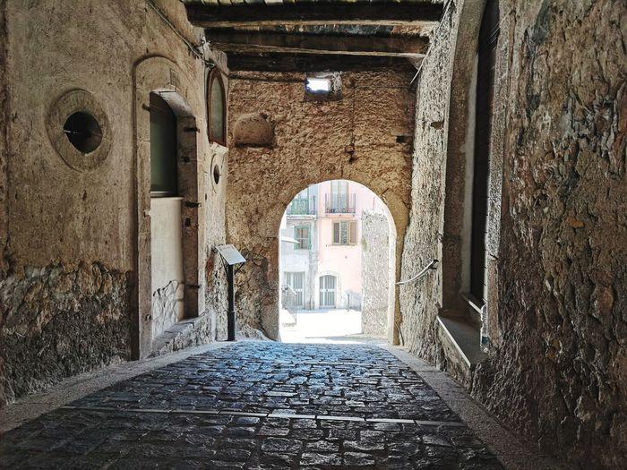 History Arch Ancient Architecture Built Structure