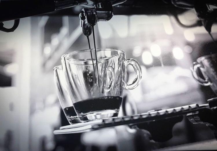 Good Morning Morning Wake Up Coffee Esspresso Esspresso Shot Indoors  EyeEmNewHere