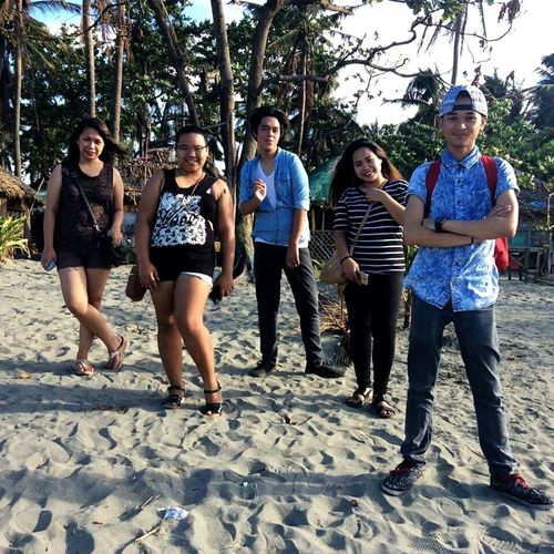 Beach Squadgoals Graduation Celebration Party Circle Of Friends More Fun In The Philippines
