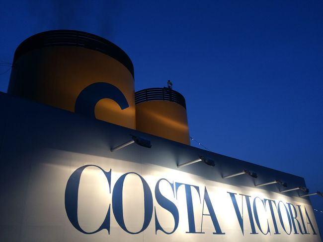 Costa Vitoria.🚢