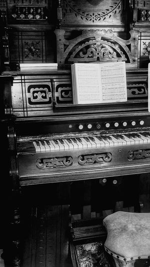 Echos of the Past, from the Little Church in the Dell Abandoned Places Musical Instruments Church Organ Antique Church Architecture
