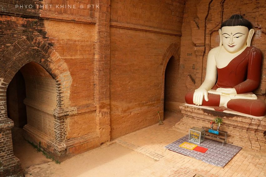 #Bagan #Myanmar #Outdoors Ancient Pagoda Historic Bagan Myanmar Culture History Archaeology