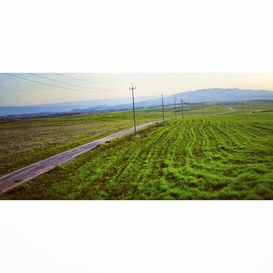 Sky Erbil Hawler Kurdistan Green Earth Theearth Road Köye Taqtaq Trip