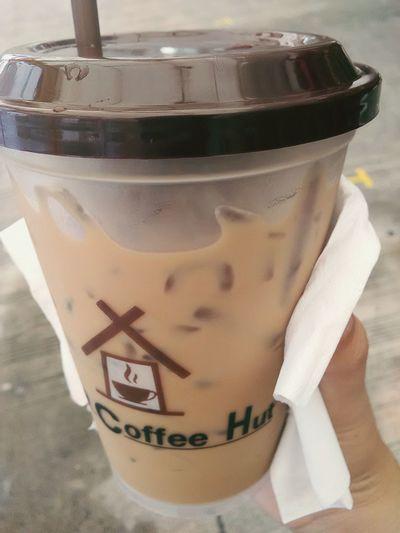 อร่อยเพราะกาแฟหรืออร่อยเพราะคนพามากิน First Eyeem Photo