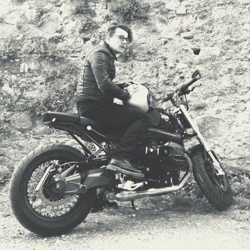 Biker Motorcycle Black And White Portrait Black And White Photography Black And White Boy Squid