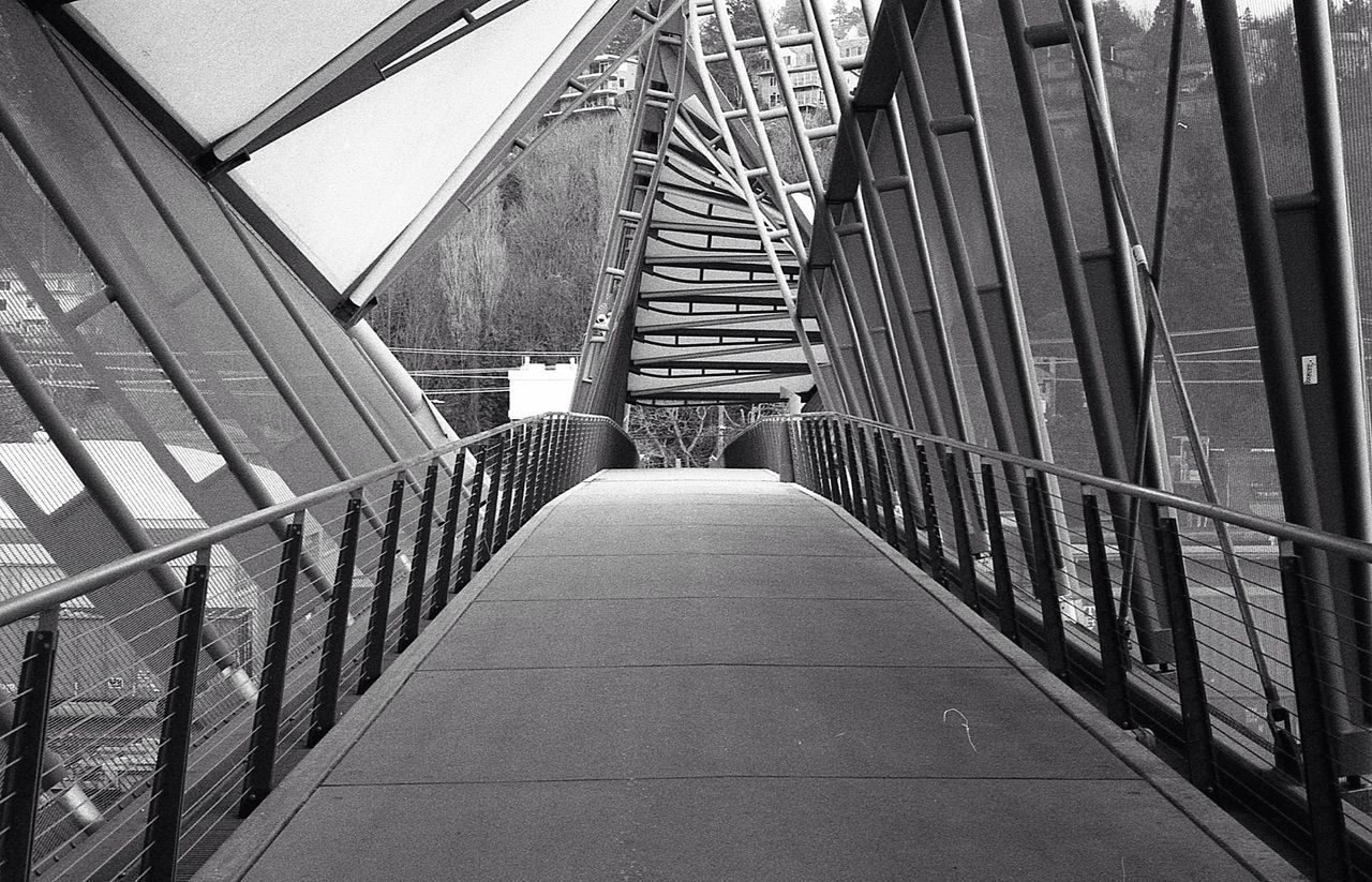 the way forward, railing, architecture, built structure, steps and staircases, day, indoors, no people, hand rail