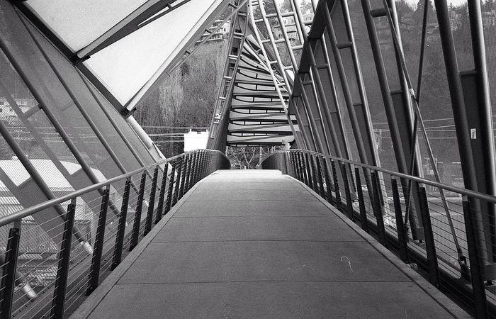 Blackandwhite Urban Geometry Leica Love Film Is Not Dead