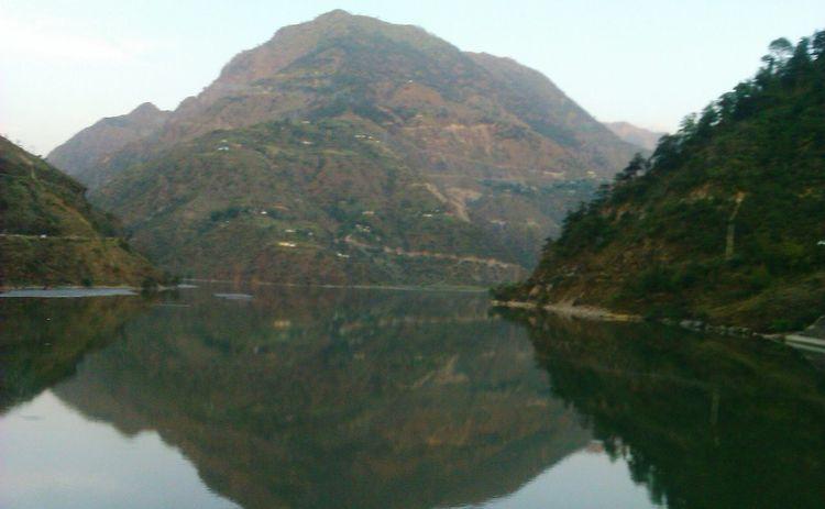 Reflected Glory Himanchal Pradesh,India Yudhvir