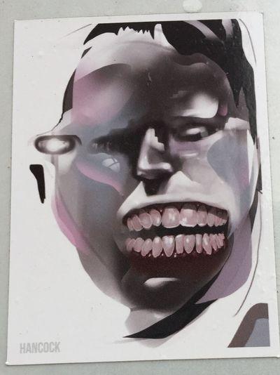 Photographic Approximation OpenEdit Facial Experiments Street Art/Graffiti Hancock