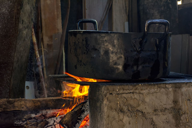 Brick Burn Burning Cook  Cooking Cuisine Dirty Domestic Fire Fireplace Firewood Flame Food Furnace Grill Home Hot Indoors  Interior Kitchen Objects Old Retro Rustic Stone Stove Traditional Wood Wood Fired Cooker