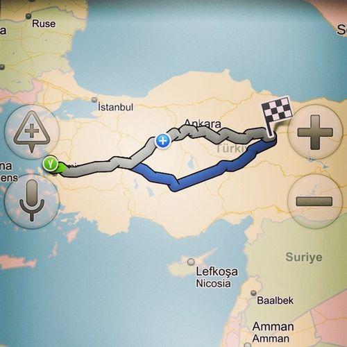 1074 Km 15 Saat çekilirmi :/ :(