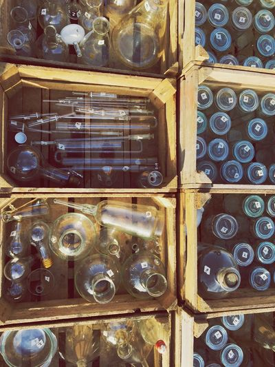 Glass Glass Jars Glass Jar Collecting Glass Bottles Glass Container Glass Objects  Glass_collection Outdoor Market Outdoors❤ Closeup Vetro 🍷 Vetro Bottiglie Barattoli Collezione Glas Flaschen  Glasflaschen Gläser Glass - Material Glasses