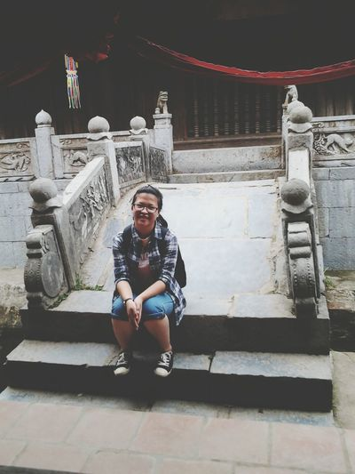 But Thap pagoda of Thuan Thanh district, Bac Ninh province, Viet Nam nation That's Me Travelling