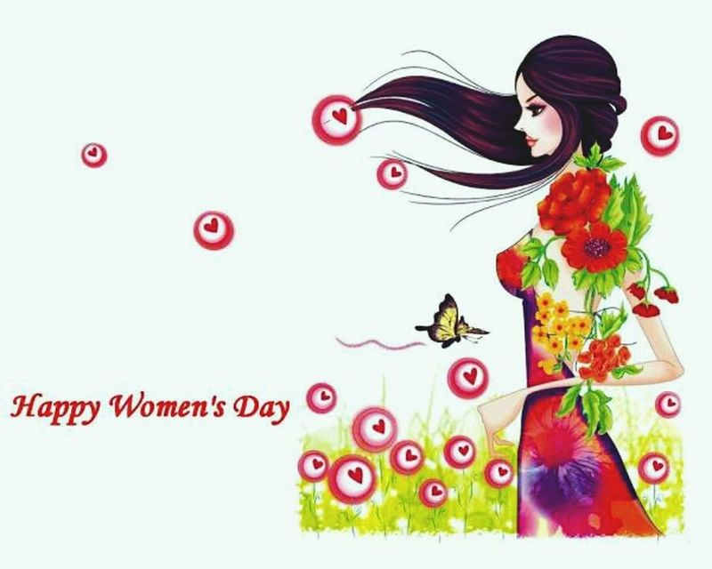 Happy Womens Day International Womens Day Like This