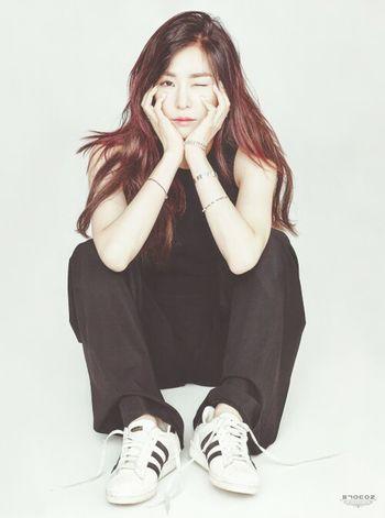 Tiffany Hwang. Kpop GirlsGeneration Tiffany Hwang