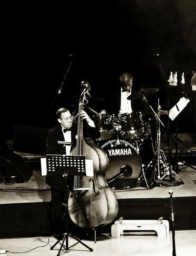 Jazz Musicians jazz bass orchestra concert
