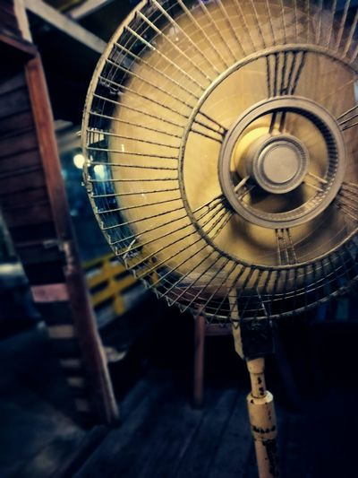 Thailand Indoors  No People Close-up Fan Restraunt Lopburi Lopburi Thailand Lopburi Location Thaifoods