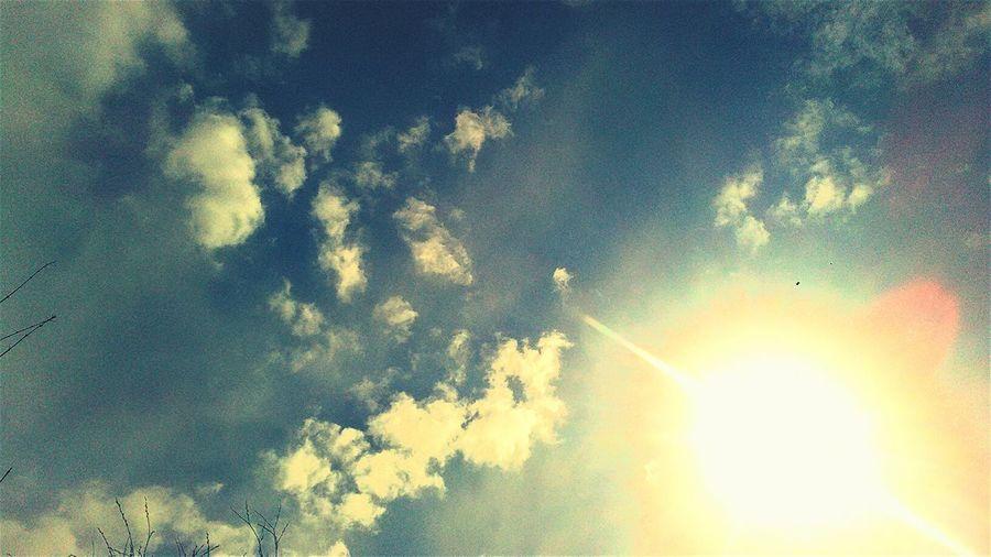 Небо & солнце