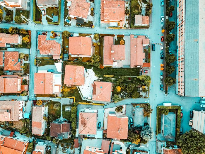 No People Day Outdoors Multi Colored Architecture Cityscape City Ghetto Lost In The Landscape Dji DJI Mavic Pro Dronephotography Droneshot Aerial View Aerial Shot Fresh on Market 2017 Perspectives On Nature The Architect - 2018 EyeEm Awards