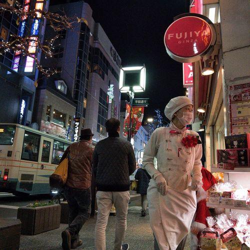 Streetphotography Urban Night Lights Night Snapshot Nightphotography People Kichijoji 吉祥寺 , Tokyo