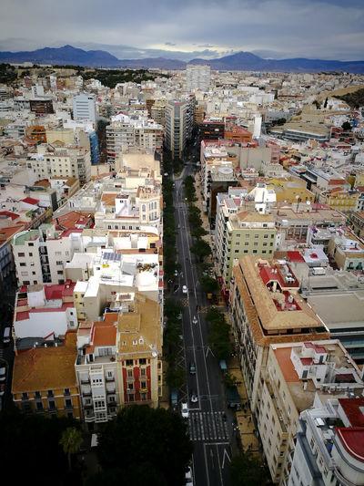 The view of La