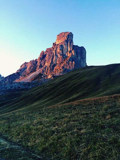 Mountain Passo