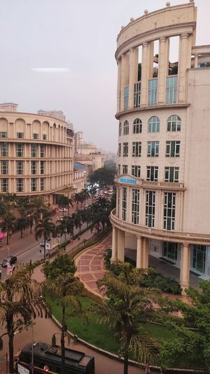 ah the view from work Hiranandani My City Is Beautiful City Apartment Architecture Building Exterior Sky